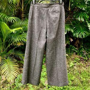 Vince Pants - Vince Tailored Strch Boucle Wool Blend Culotte Sz2